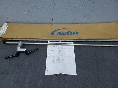 Nordson Versa Spray Gun Mounting Bar 133403