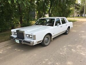 1989 Lincoln Towncar
