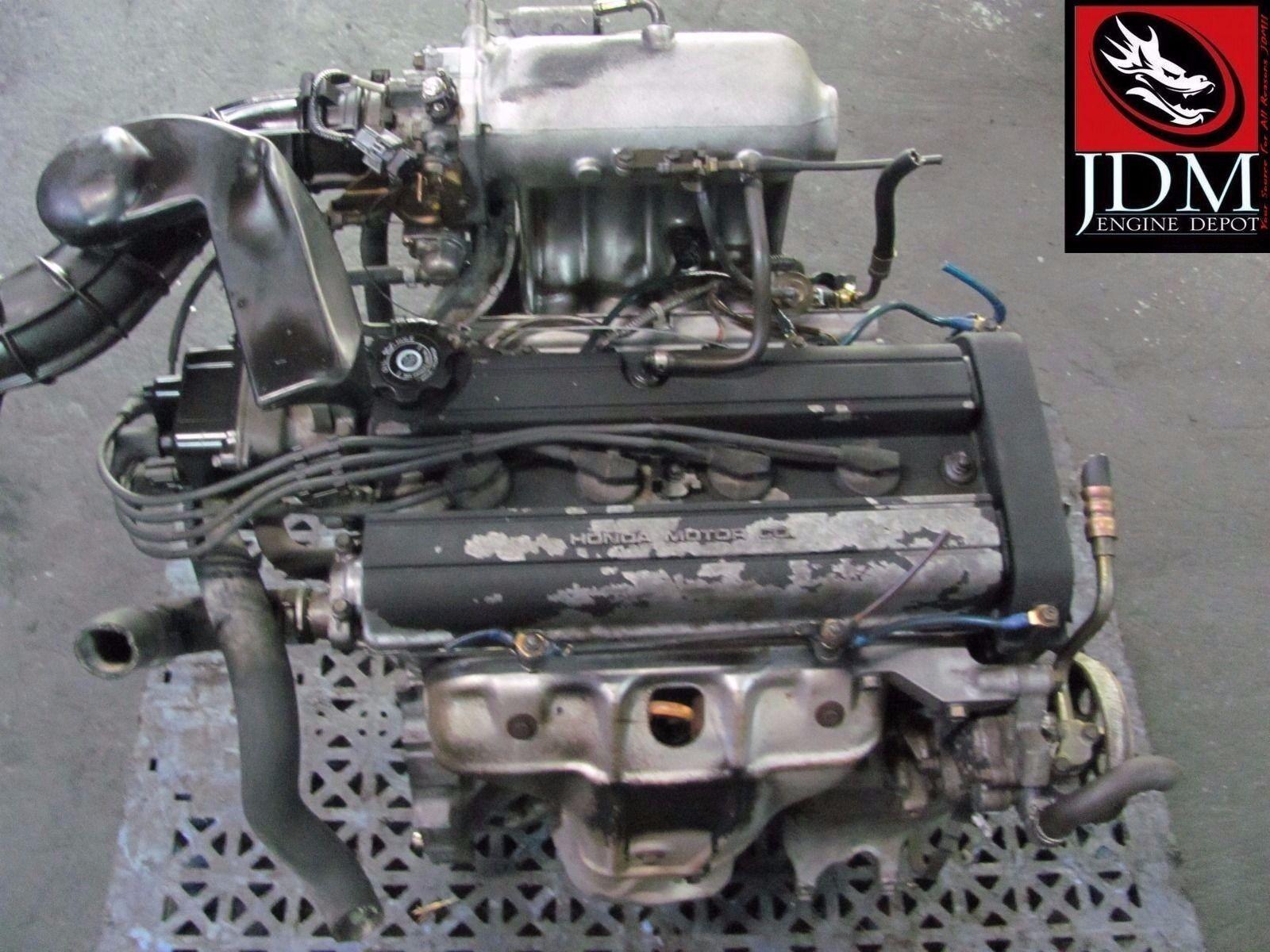 97 98 Honda Crv 20l Dohc Lowpression High Intake Engine Jdm B20b