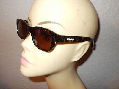 MUSTANG Vintage 0205-02 Tortoise Frame Brown Polarized Lenses (Mustang Sunglasses)