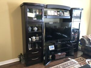 Beautiful Entertainment Unit in Excellent Condition - $150