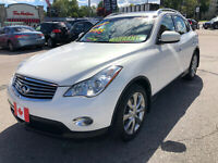 2012 INFINITI EX35 AWD 4X4 3.5L BLUETOOTH REV CAM LOADED..MINT