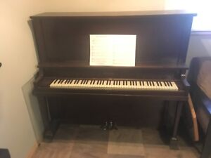 Gourlay Upright Piano