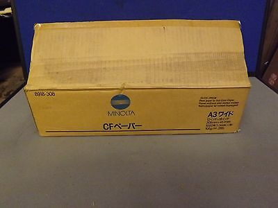 Minolta Plain Paper For Full-color Copier 12x18 8918-308 1000 Sheets