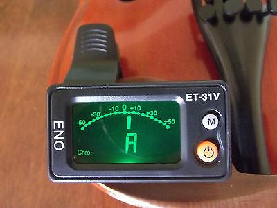 Brand New Lcd Mini Clip On Digital Violin Viola Cello Tuner