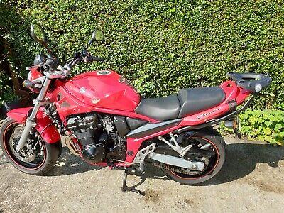 Suzuki Bandit 650 Mk5 2006