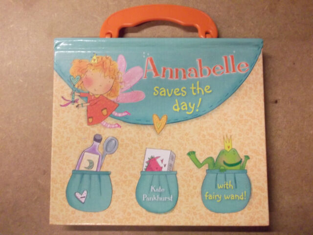 Annabelle Saves the Day (Board book), Illustrated by Kate Pankhur. 9781760064242