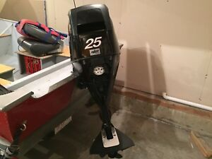 ISO 40 to 60 HP Outboard, Will Pay Cash Or Trade 25HP
