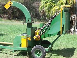 CHIPPER MULCHER Palmwoods Maroochydore Area Preview