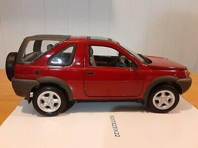 Land Rover  Freelander - 1/18 Scale  ERTL  Diecast Model