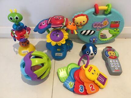 Baby Infant Toy Bundle #4