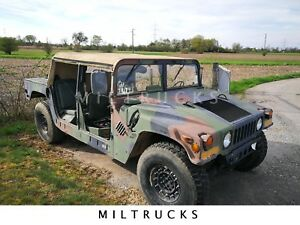 Hummer H1, EX US ARMY, M998