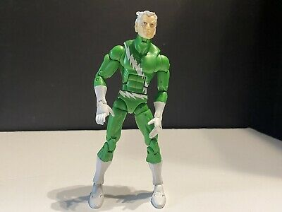 "2006 Marvel Legends QUICKSILVER Green Variant 6"" Action Figure Blob BaF Series"