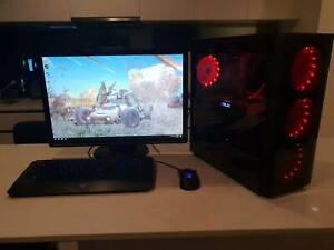 Gaming PC / Intel i5 / GTX 1060 6gig / 16gig Ram / SSD   HDD