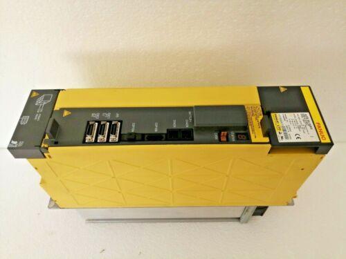 Fanuc A06b-6124-h207 / A06b6124h207 Aisv 40/40hv Alpha I Servo Amplifier Module