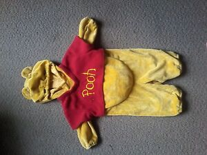 Baby Winnie the Pooh costume sz.6-9 month's