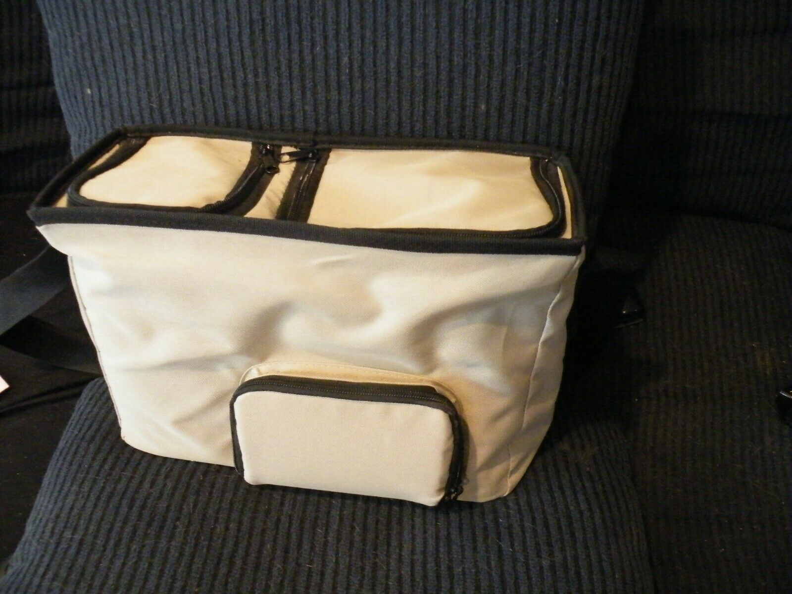 Medela Pump In Style Advanced Personal Double Breast Pump Tan Carry Case Power - $29.99