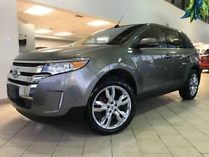 2013 Ford Edge Limited AWD GPS Cuir Toit Panoramique