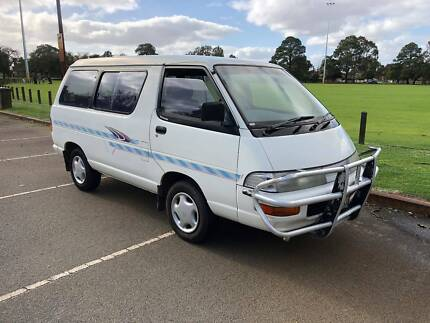 1993 TOYOTA TOWNACE 8 SEATER VAN Bentley Canning Area Preview