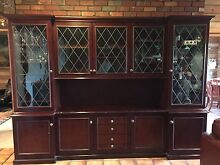 Solid Australian Timber Cabinet Black Rock Bayside Area Preview