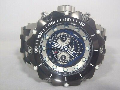 Invicta Reserve Men's 52mm Venom Hybrid Swiss Quartz Master Calendar Watch 22936