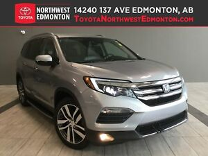 2016 Honda Pilot Touring | H/C Seats | Leather | NAV | AWD