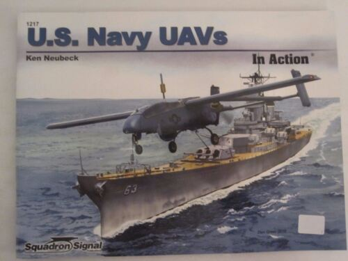U.S. Navy UAVs in Action by Squadron - drones,  unmanned aer