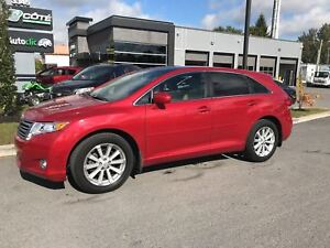 2009 Toyota Venza awd/cuir/toit panoramique/57106km/camera