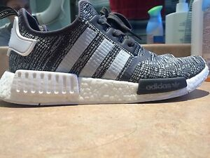 Midnight grey Adidas nmd (no longer in stores)