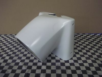 Harley-Davidson-stretched-extended Softail Fatboy headlight nacelle
