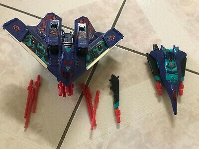 1993 Transformers G2 Dreadwing Smokescreen