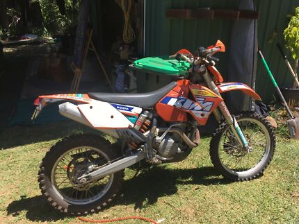 Ktm 450 exc 2005 Mullumbimby Byron Area Preview