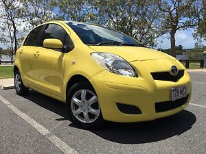 Toyota Yaris YR 09 Morningside Brisbane South East Preview