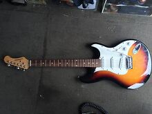 Livingstone electric guitar Stanhope Gardens Blacktown Area Preview