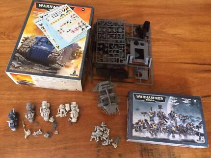 Warhammer & Warhammer 40K Miniatures