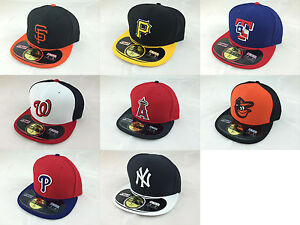 New-Era-MLB-59Fifty-5950-Diamond-Era-Fitted-Cap-Hat-Authentic-Collection