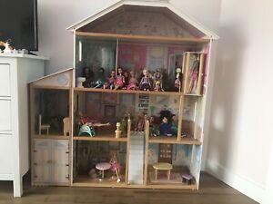 Magnifique maison de poupée Barbie