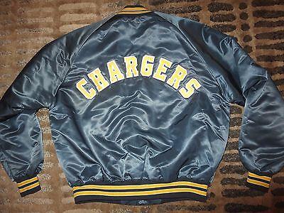 Los Angeles Ladegeräte NFL Fußball Chalkline Jacke XL