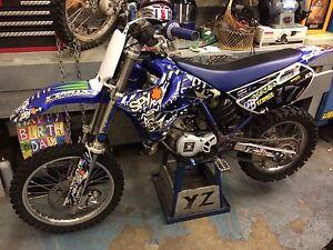 YZ 85 Dirt bike