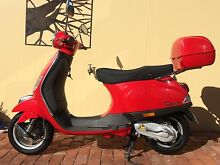 Vespa LX50 Scooter Highgate Unley Area Preview