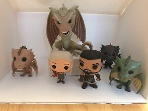 Funko Pop Game of Thrones and Walking Dead