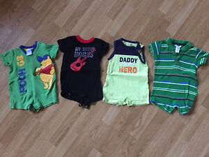 12-18 month rompers