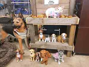 Dog Staues Prices start from $20 Wattle Grove Kalamunda Area Preview