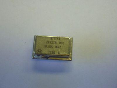 K1116a Motorola Crystal Oscillator 10.000 Mhz