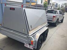 8x5 builders trailer - brand new Mackenzie Brisbane South East Preview