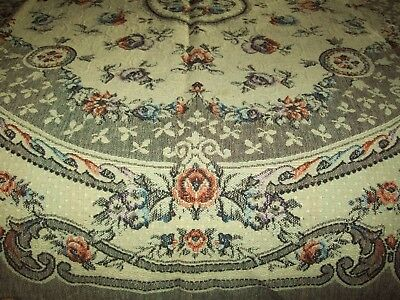 Vintage Belgian tapestry table cloths/ throws