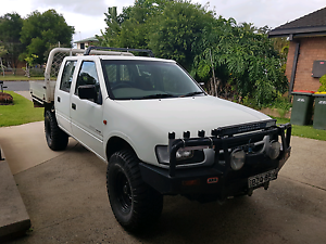 Holden Rodeo Dual Cab 4x4 Tray Back Coffs Harbour Coffs Harbour City Preview