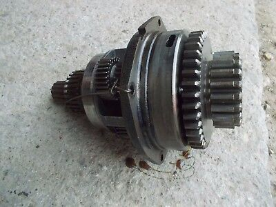 Farmall 400 450 Tractor Original Torque Amplifier Ta Assembly For Parts