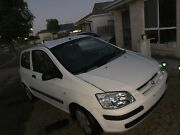 2003 Hyundai Getz -with 6 months rego &RWC Springfield Lakes Ipswich City Preview