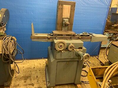 Used-reid Precison Surface Grinder 618 Hyt